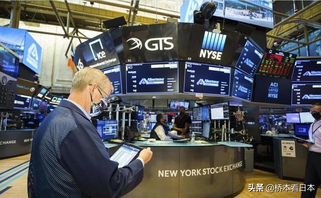 日本经济已经在危险边缘,但股市为何高歌猛进