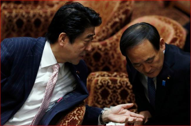 最有希望成为日本新首相的他究竟是个什么样的人