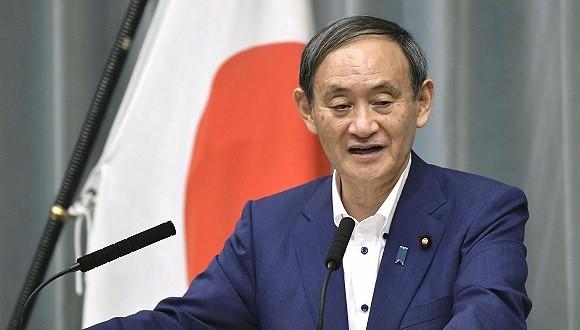 菅义伟:草莓种植户出身的日本新首相(组图)