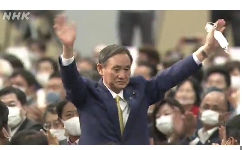 菅义伟上台:日本史上最不被看好的时代开始了!