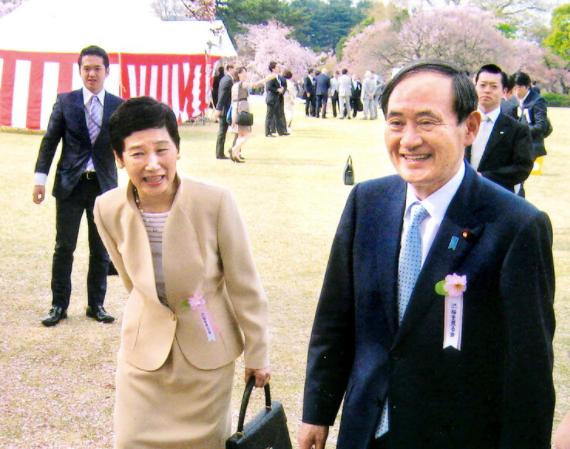 日本新首相与第一夫人:农民工与钟点工的爱情