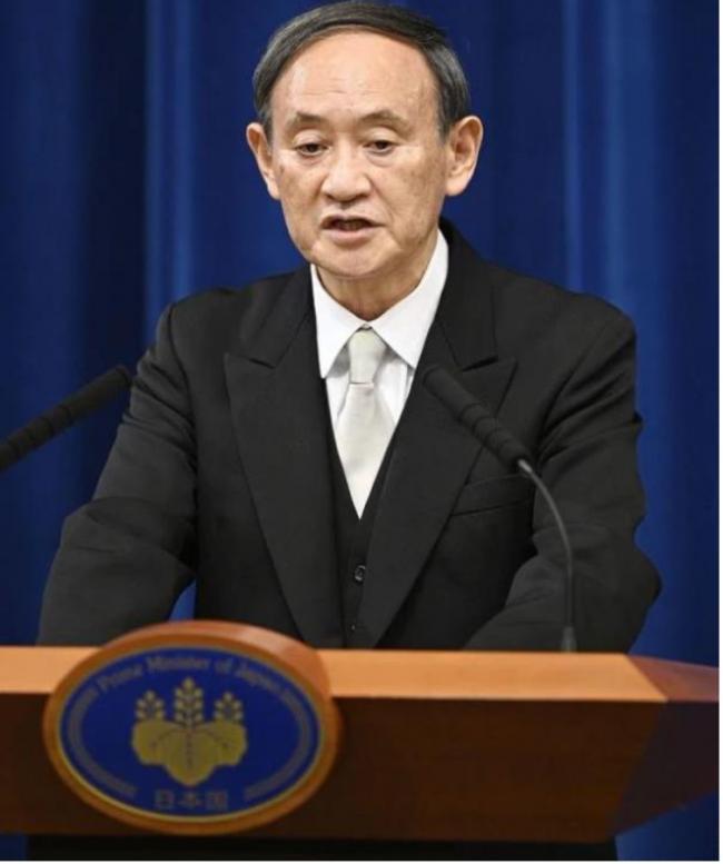 菅义伟:与美国疏远 日本会被人小看(图)