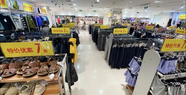 日本第二大时尚品牌11月前欲关全部中国门店,正5元甩卖库存