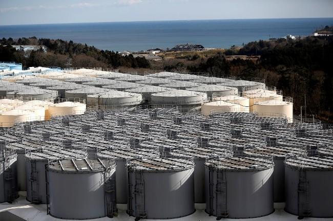 惊爆日本拟将百万吨核废水排入大海 10月底决定