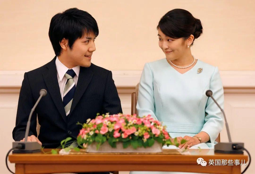 """要嫁各种""""黑料""""的男同学 日本公主逆民意也要结婚"""