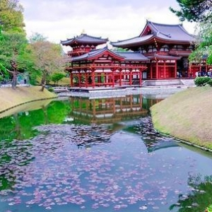 日本有个世界遗产 乍一看还以为到了中国唐朝