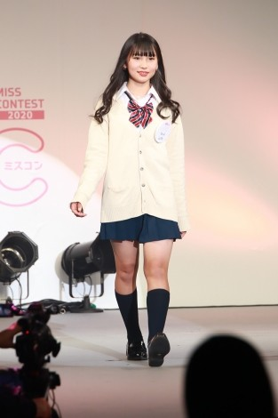 """日本""""最可爱初中生""""名次出炉 13岁女孩拿下冠军"""
