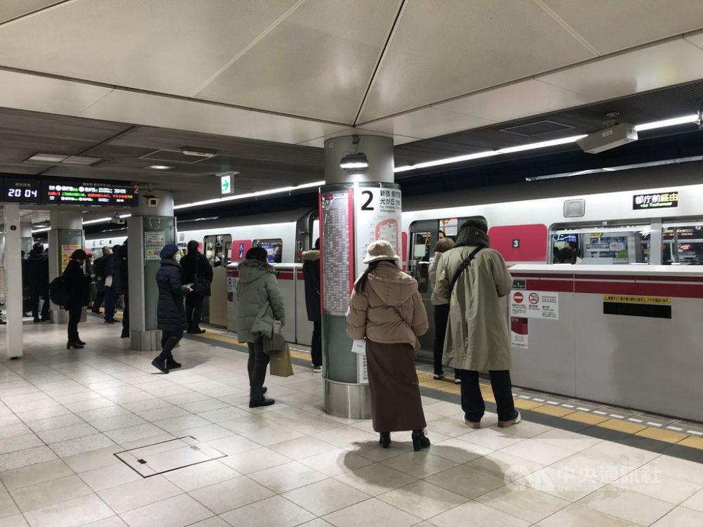 日本地铁列车驾驶38人确诊 祸首可能是水龙头!