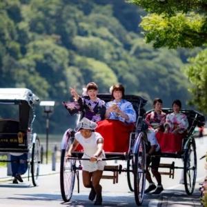 木村拓哉做过的人力车夫,收入比日本上班族还要高