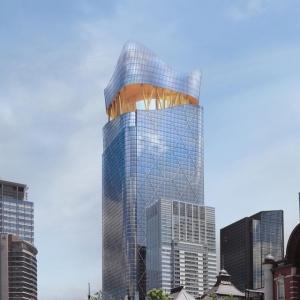 """高390米!日本东京未来地标""""火炬塔"""",计划2027年建成"""