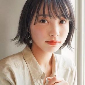 颜值不够,发型来凑!2021年大受日本妹子欢迎的清爽发型来了! ... ... ...