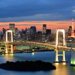 日本这个几乎完美的天然海湾,深入内陆60公里,孕育了东京都市圈 ... ...