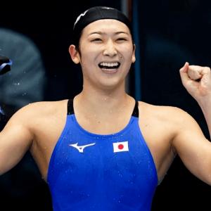 日本游泳小将患白血病10个月康复,两年后重回奥运赛场!太励志了… ... ... ...