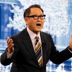 丰田章男再度警告日本电动转型:敌人是二氧化碳,不是内燃机 ...