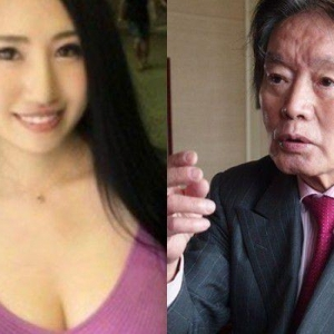 77岁日本富豪娶22岁女星,3个月后暴毙,3年后娇妻被捕