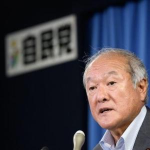 81岁麻生太郎卸任日本财务大臣一职 日媒:继任者是其妻弟