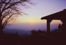 御岳山--日の出山纵走 春暖花开踏青赏春光