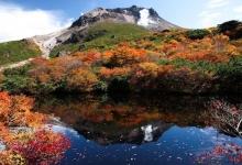 东京周末登山之那須茶臼岳 登百名山赏红叶 10/25